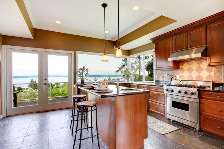Glamour Kitchen Interior