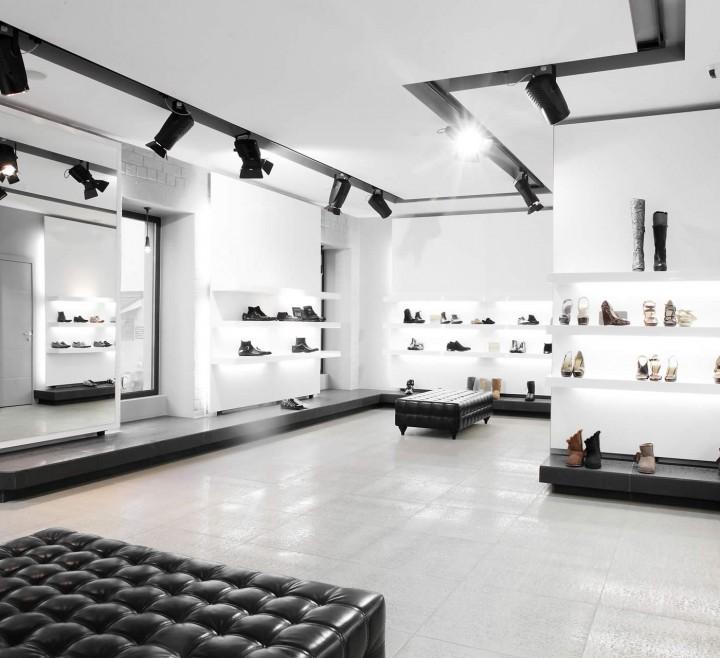 Retail Shop Interior Design