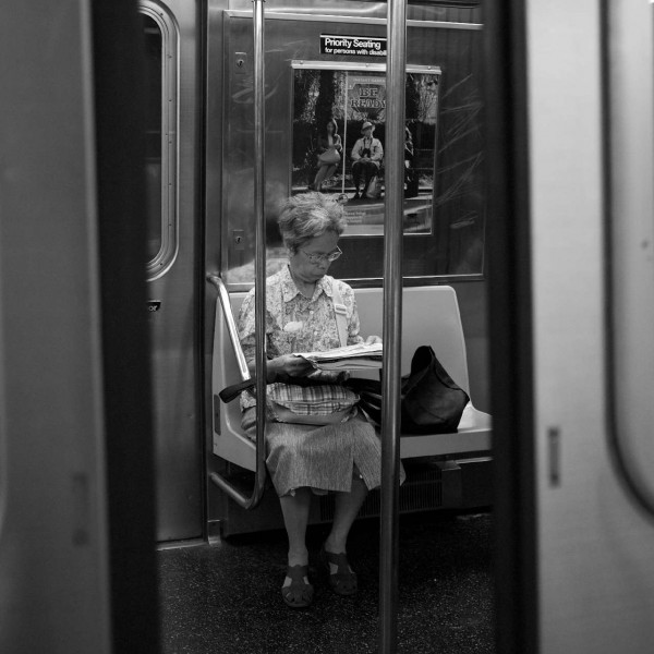 Waiting Train
