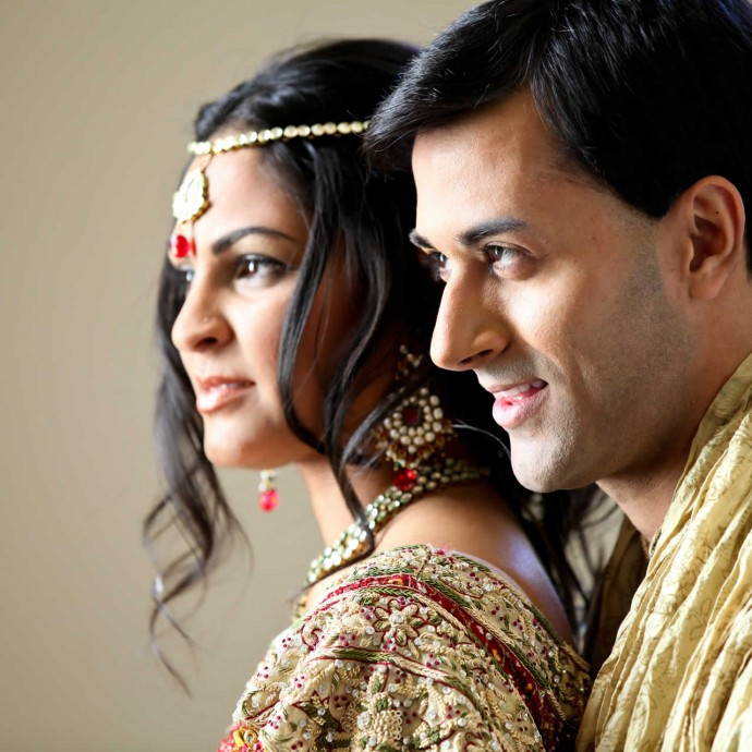 Indian Newlywed