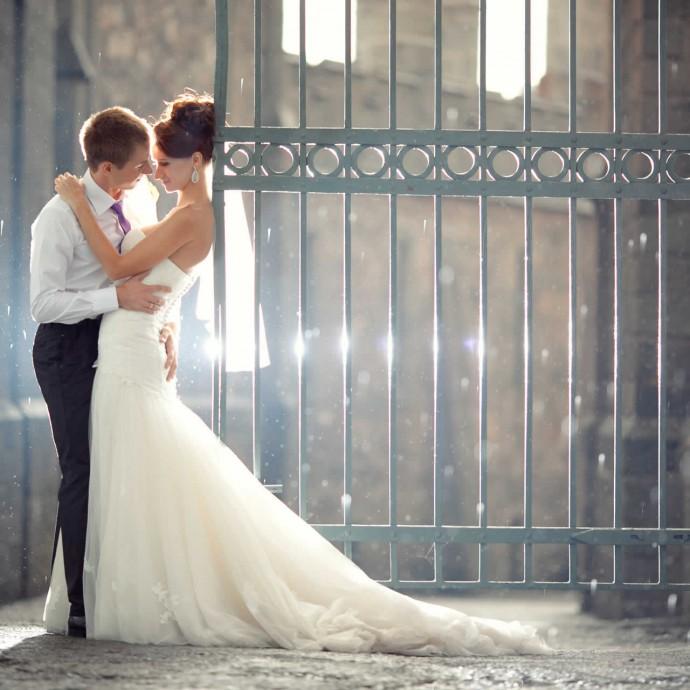 Glamour Wedding Shoot
